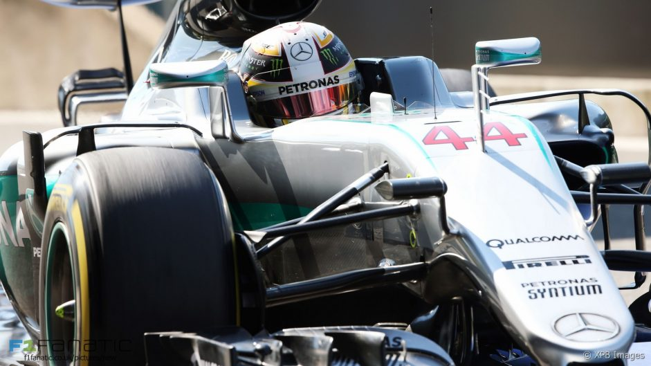 Hamilton anticipates tough fightback from last