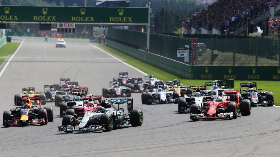 Vote for your 2016 Belgian Grand Prix Driver of the Weekend