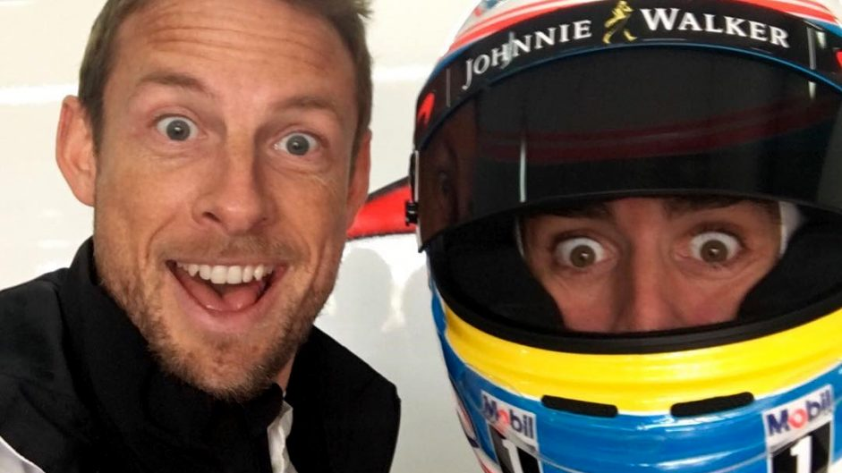 Caption Competition 108: Button and Alonso