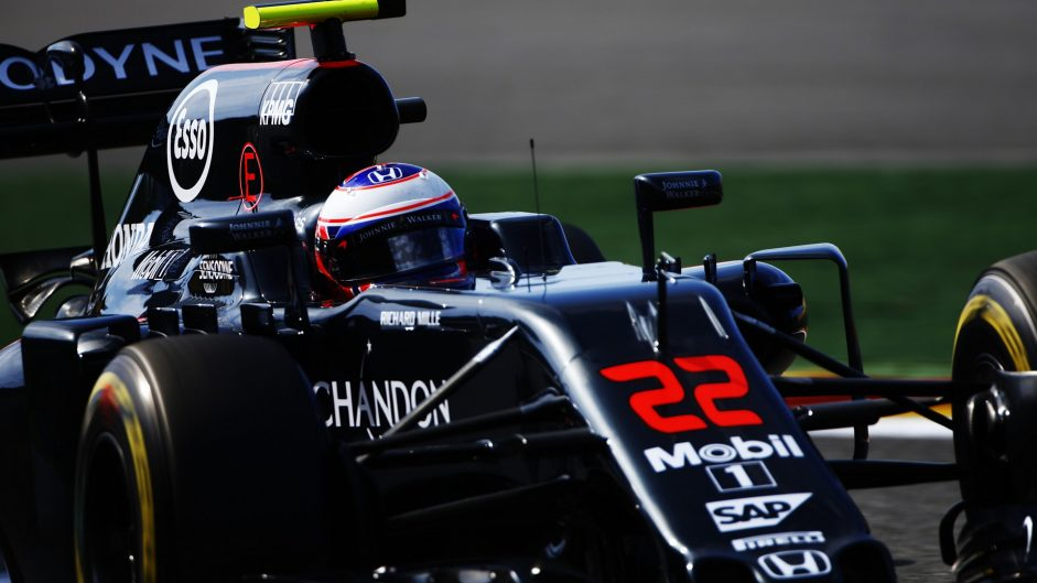 Changes continue as McLaren and Honda make gains