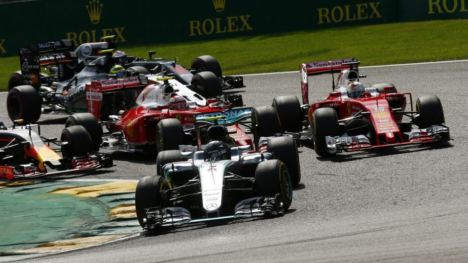 DRS blamed as Spa race falls short of expectations