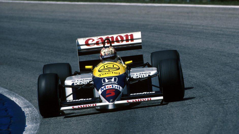 Mansell retirement revives Prost's title chances