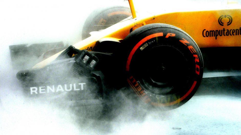 Renault, Sepang International Circuit, 2016