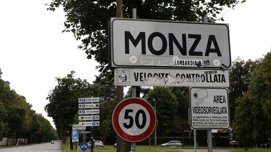 Monza, 2016