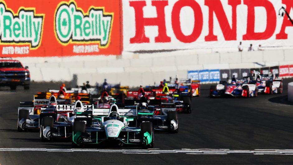 Technical trouble decides IndyCar title at finale