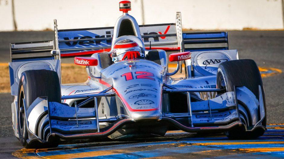 Will Power, Penske, IndyCar, Sonoma, 2016