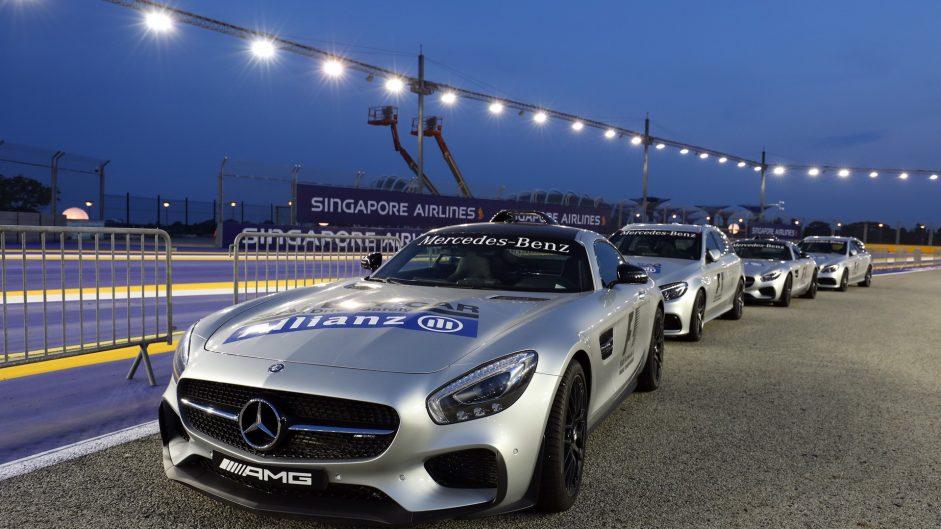 Pictures: 2016 Singapore Grand Prix preparations underway