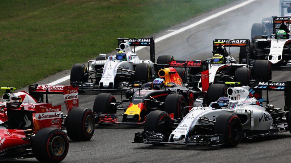 Liberty Media confirms F1 takeover, Ecclestone remains CEO