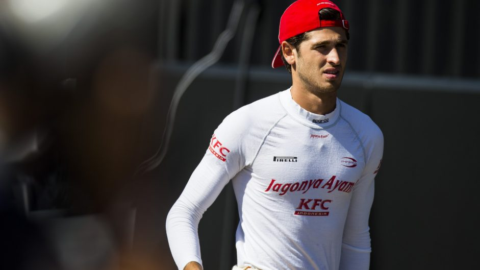 Giovinazzi confirmed as Wehrlein's test replacement