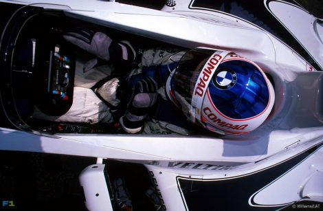 Jenson Button, Williams, 2000