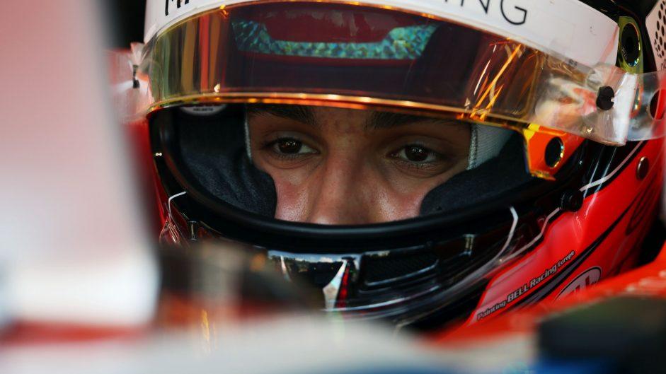 Verstappen's still doing what he did in F3 – Ocon