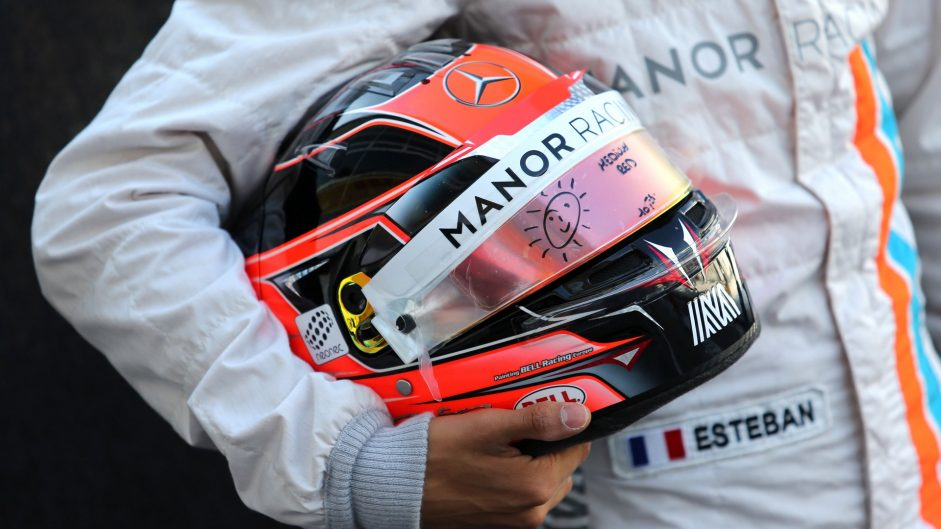 Esteban Ocon, Manor, Monza, 2016