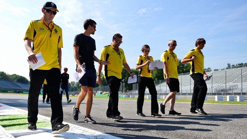 Jolyon Palmer, Renault, Monza, 2016