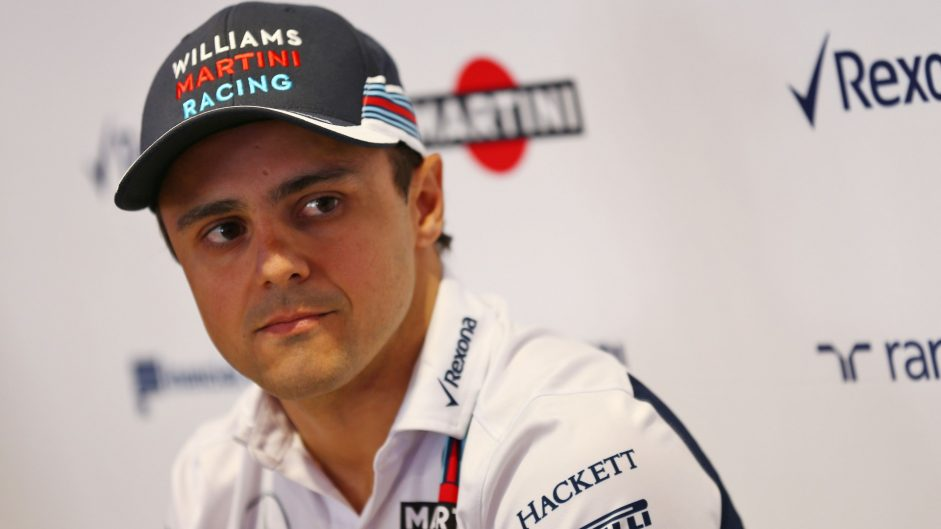 Felipe Massa, Williams, Monza, 2016