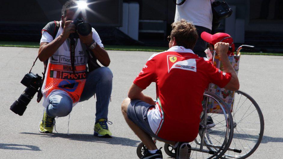 Lewis Hamilton, Mercedes, Monza, 2016