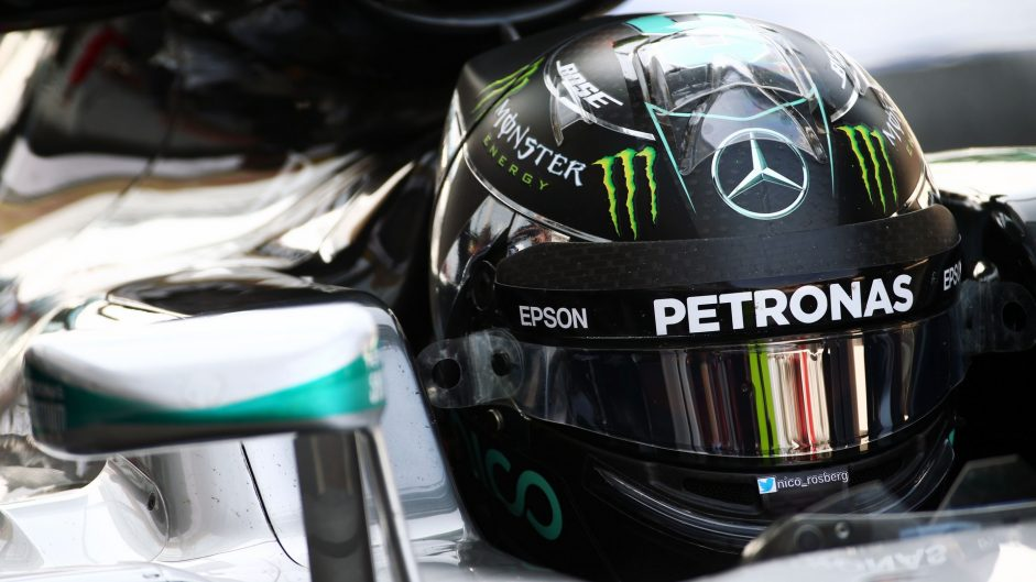 Mercedes head Monza time sheets