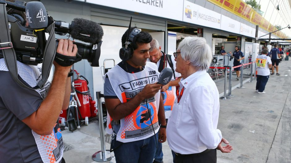 F1's TV audience decline stopped in 2016