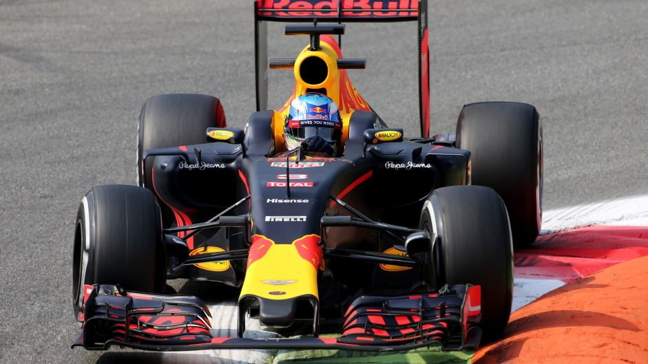 "Ricciardo ""pumped"" after stunning Bottas pass"
