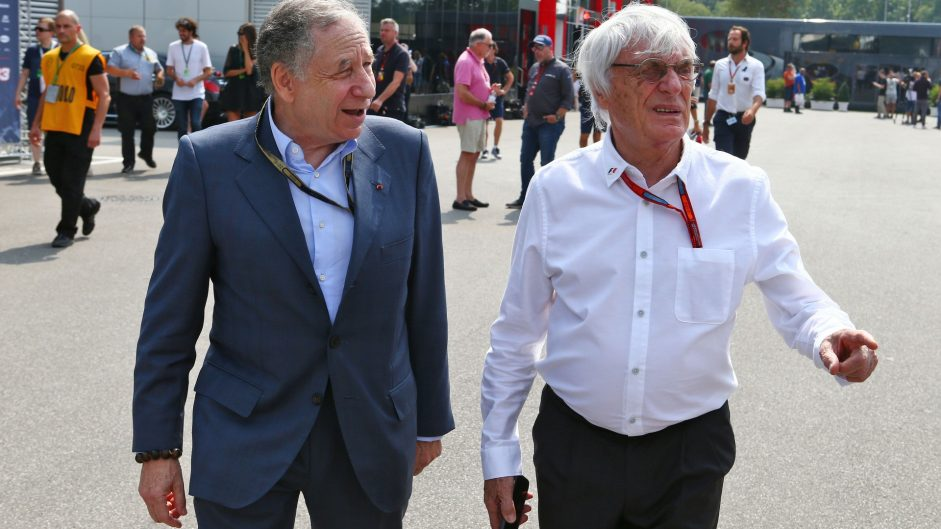 Chase Carey tipped to become new F1 chairman