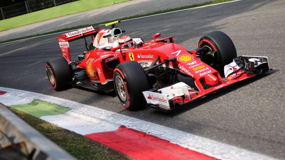 Ferrari back ahead of Red Bull at home