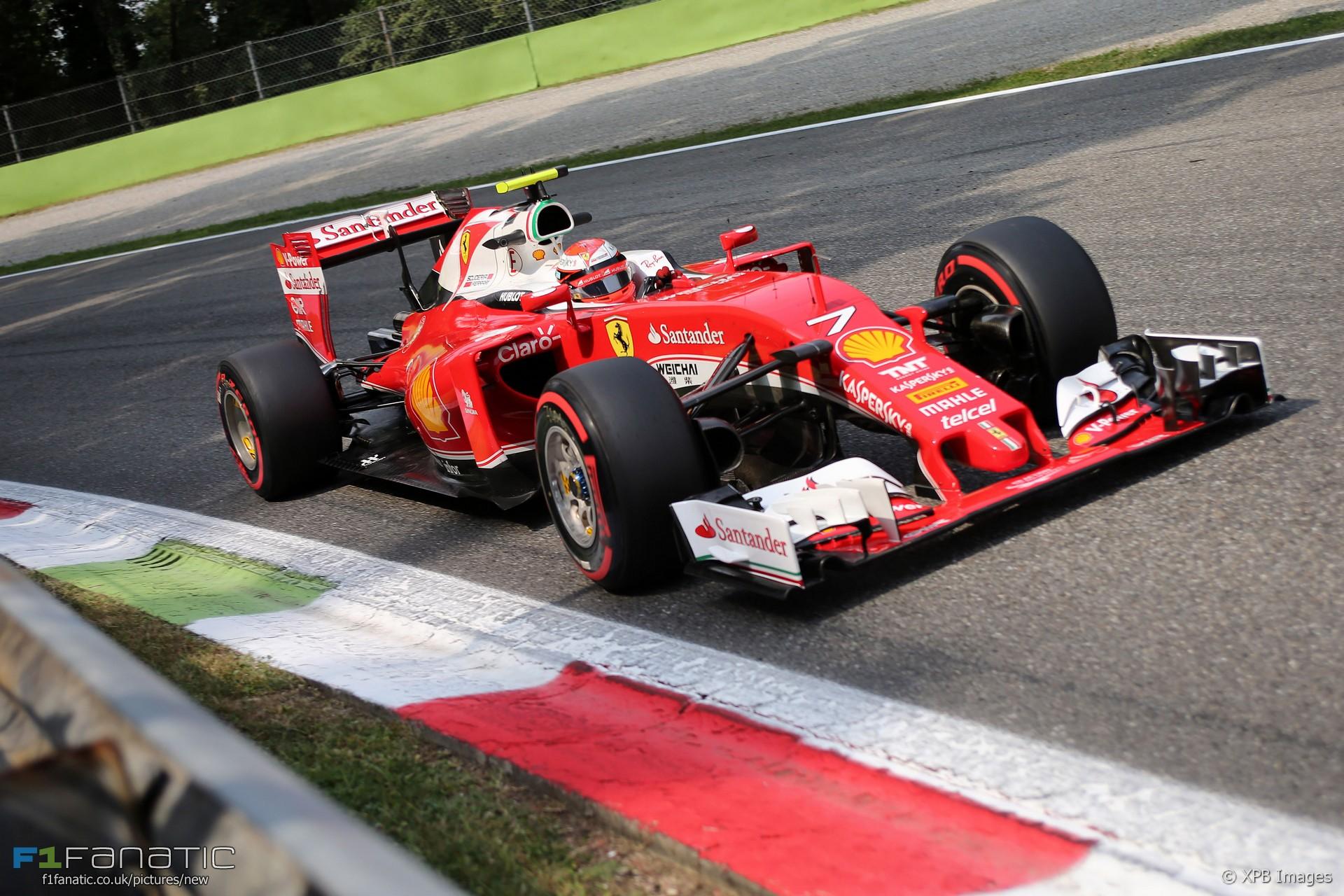 Ferrari f1 upgrade 2018