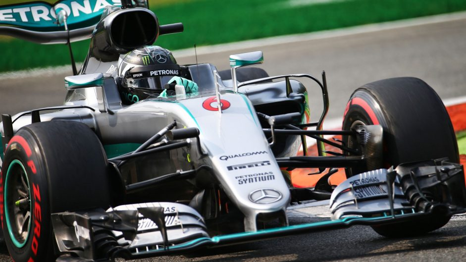 2016 Italian Grand Prix race result