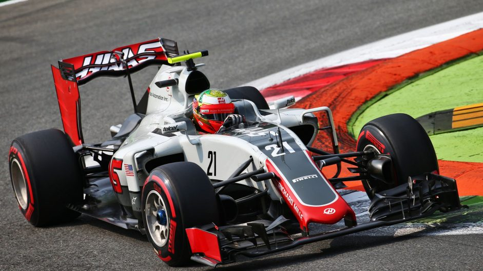 "Gutierrez hails ""awesome effort"" after Haas Q3 debut"
