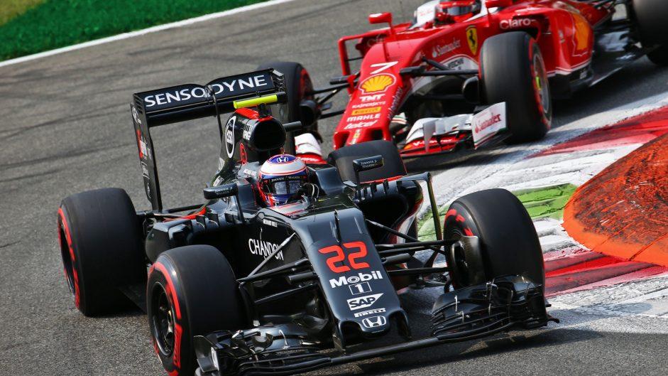 McLaren has Ferrari in its sights – Button