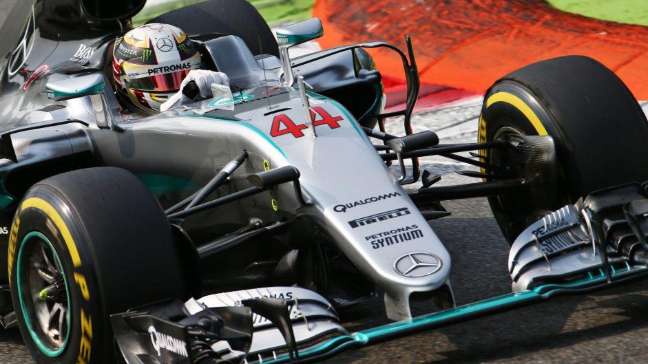 2016 Italian Grand Prix grid