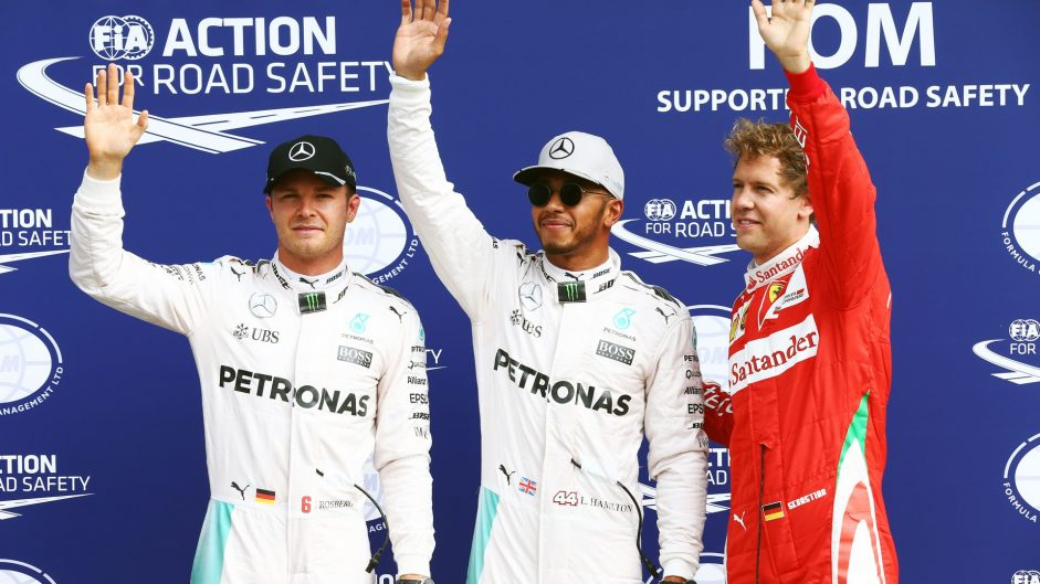 Vettel expects to be closer to Mercedes in race