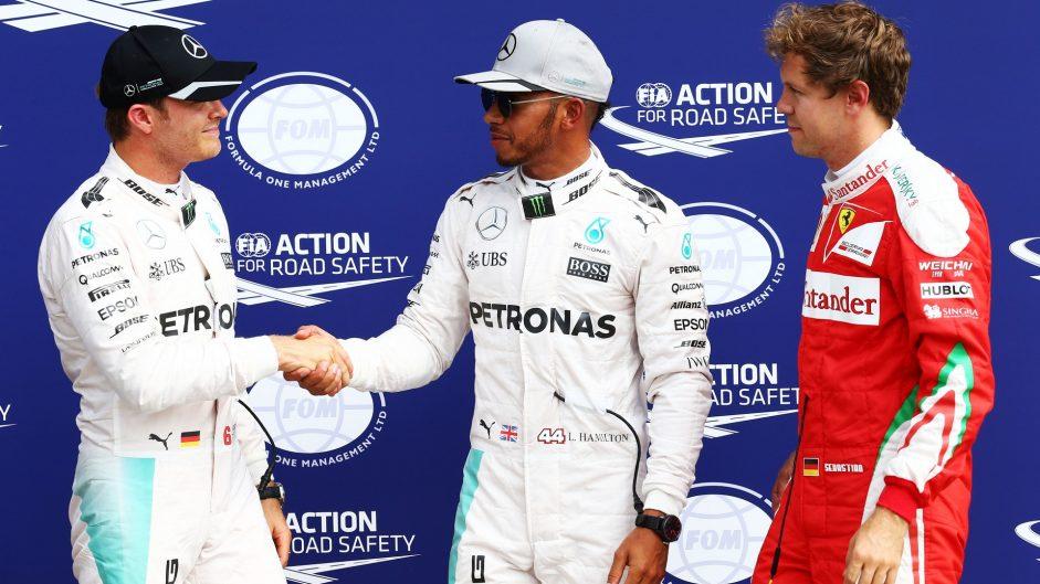 Dominant Hamilton takes pole position at Monza