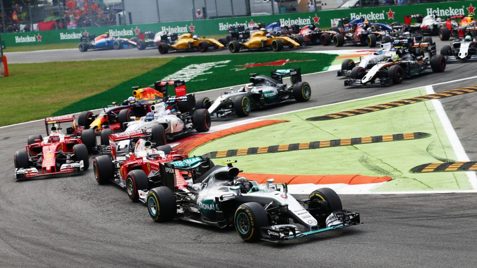 Second-lowest rating this year for Italian GP