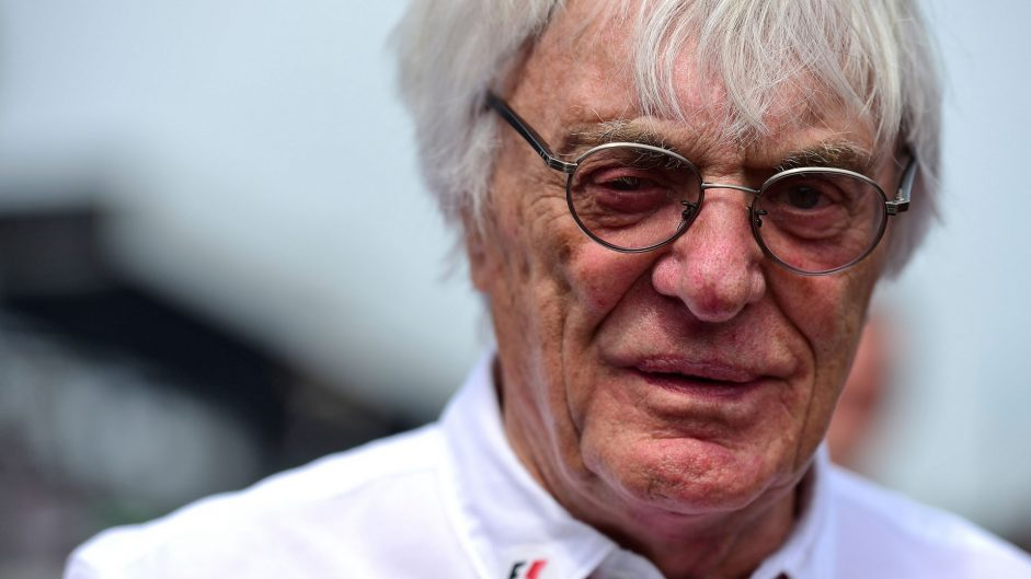 """Ecclestone says he has been """"dismissed"""" from F1 role"""