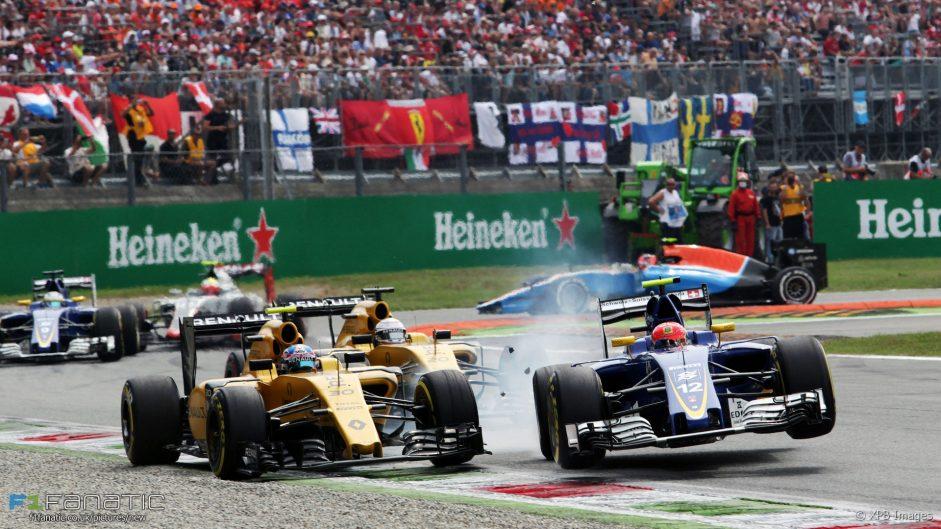 Has F1 hit 'peak penalties'? Fewer sanctions in 2016