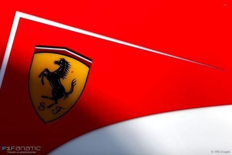 Ferrari, Singapore, 2016