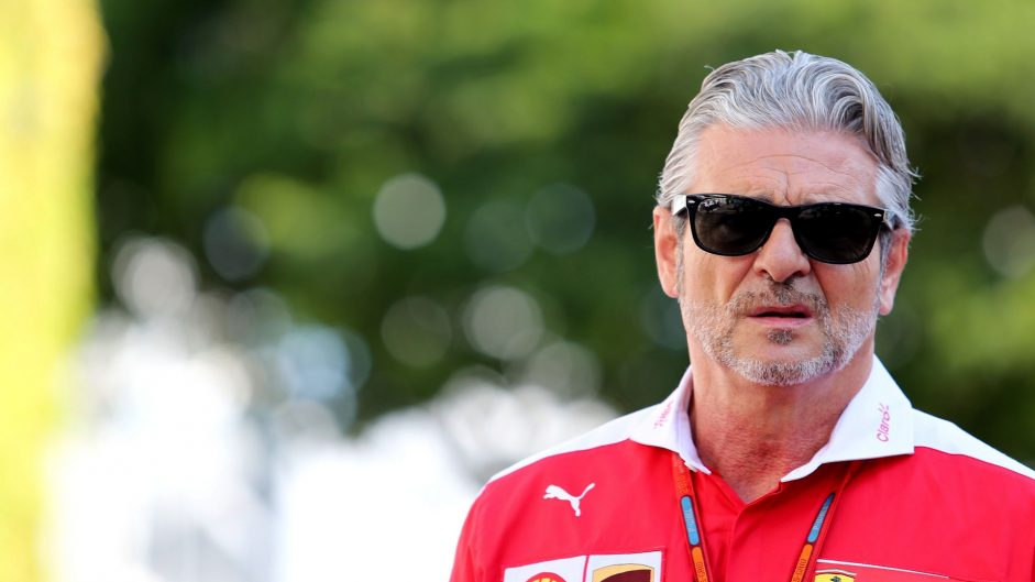 "Ferrari technical team ""perfectly fine"", Arrivabene insists"