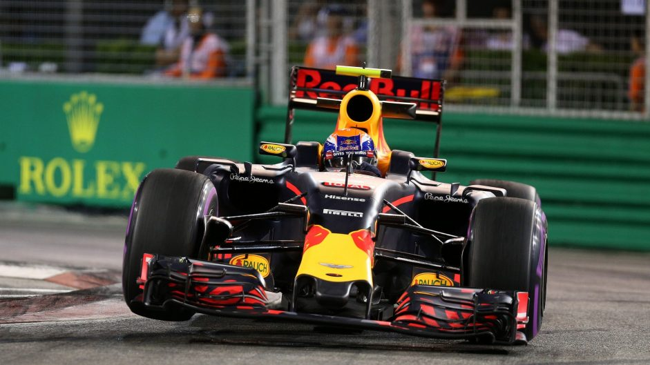 Strategy gives Red Bull hope of fighting Mercedes