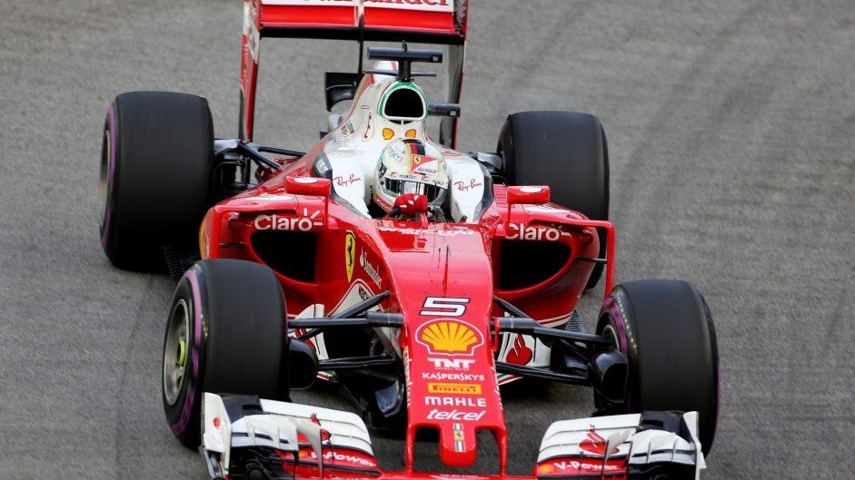 Vettel and Grosjean to receive grid penalties