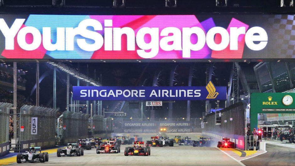 2017 Singapore Grand Prix stats preview