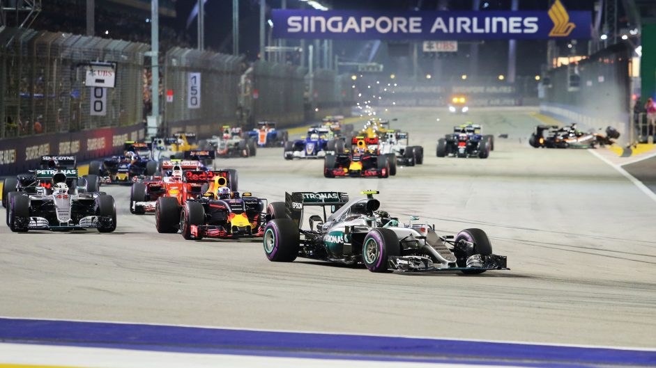 Rate the race: 2016 Singapore Grand Prix