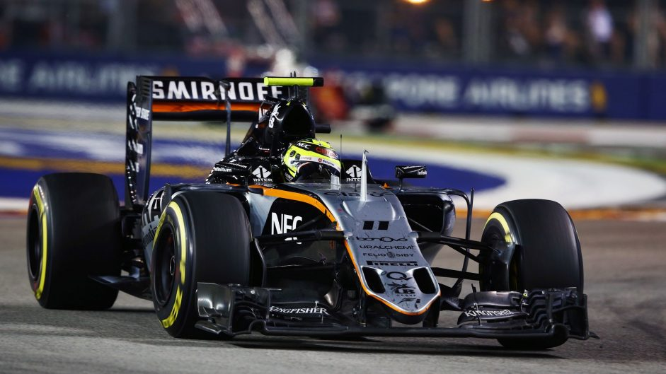 """Comeback drive """"one of my best races"""" – Perez"""