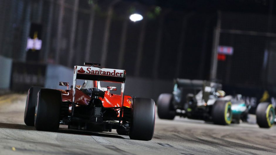 Arrivabene defends Ferrari's strategy for Raikkonen