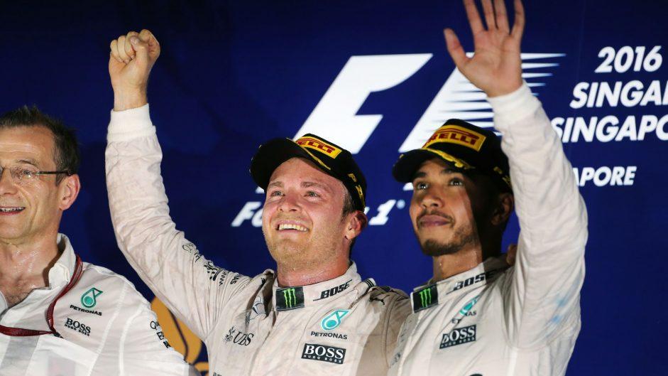 Brake problem prevented better result – Hamilton