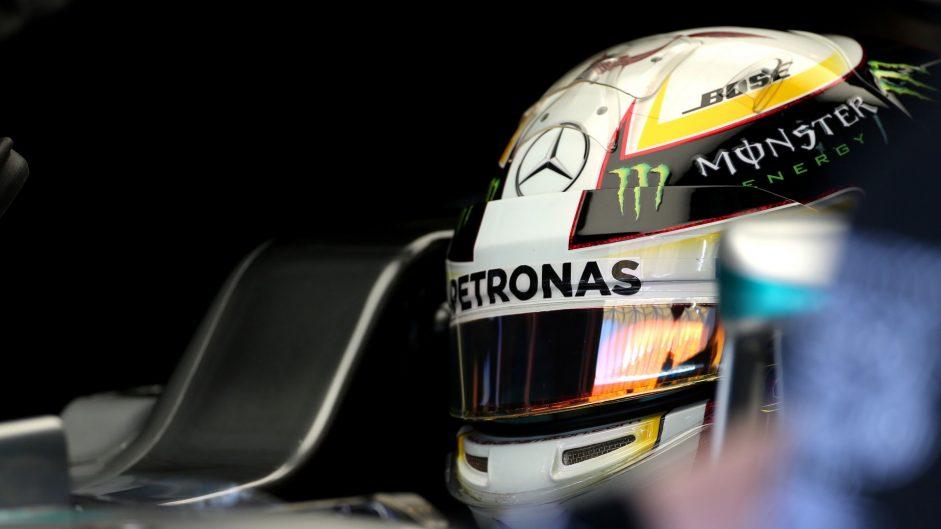 2016 Malaysian Grand Prix grid