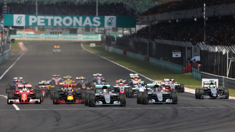 Rate the race: 2016 Malaysian Grand Prix