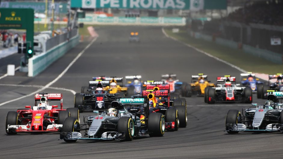 Vote for your 2016 Malaysian Grand Prix Driver of the Weekend