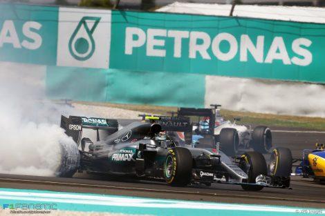 Nico Rosberg, Mercedes, Sepang International Circuit, 2016