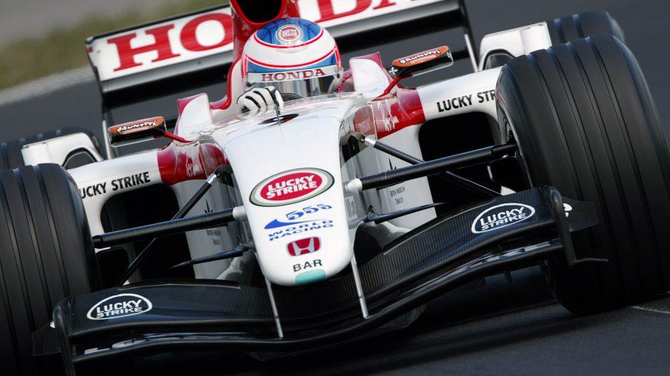 Jenson Button, Hungaroring, BAR, 2004