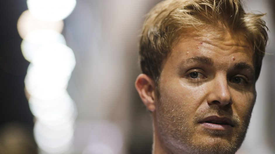 Rosberg 'blocking out' thoughts of title win in Mexico