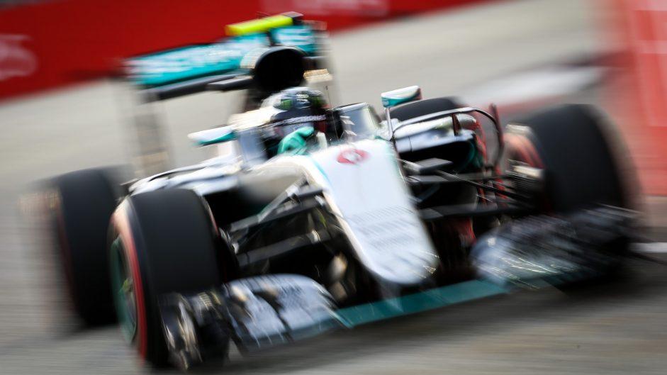 Nico Rosberg, Mercedes, Singapore, 2016